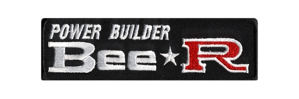 Bee R - Logo Patch