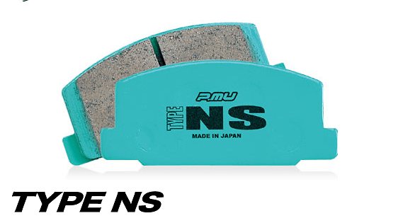 Project Mu - Brake Pads - Type NS - Front and Rear Set