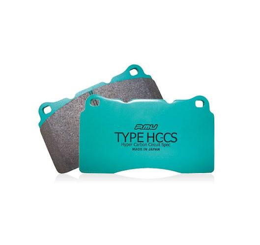 Project Mu TYPE HC-CS brake pads