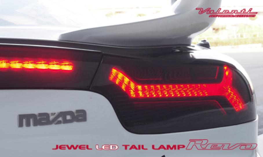 Valenti   Jewel LED Tail Lamp REVO For FD3S