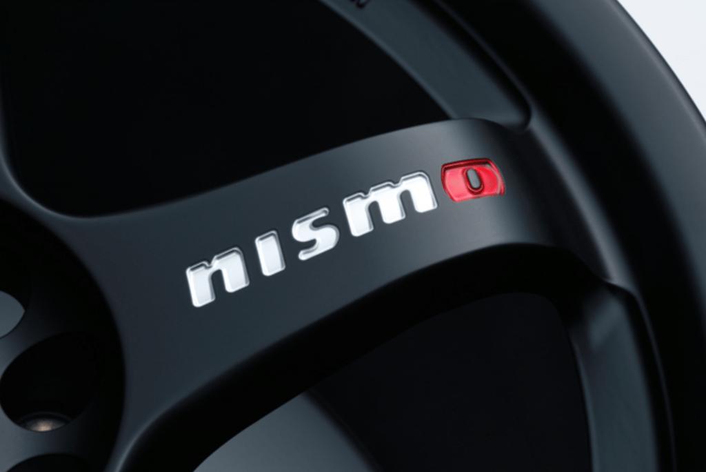 Nismo - LM GT4 Machined Logo Matte Type