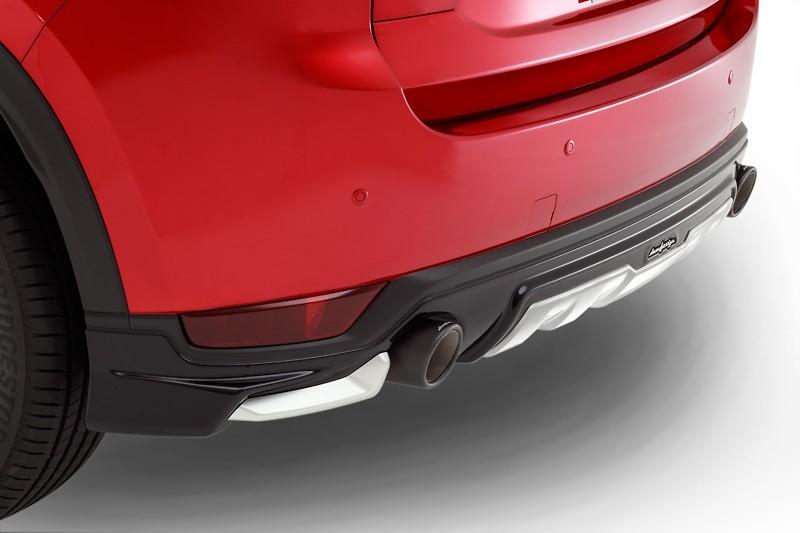 Rear Under Garnish - KFD1-V3-300