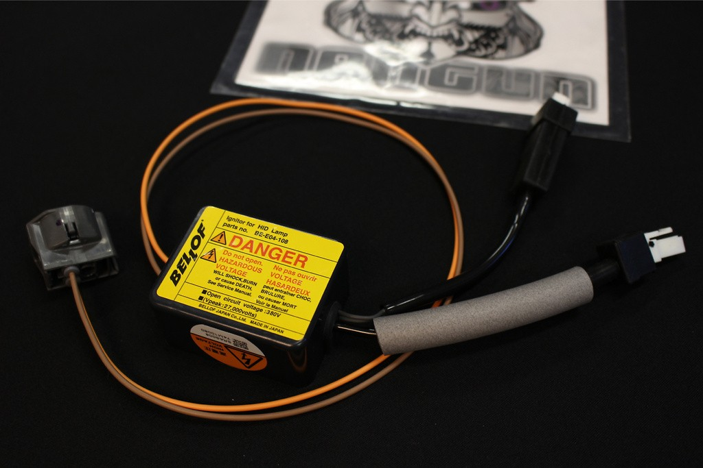 Spec EX Igniter - HID power unit for imported cars - BE-E04-108
