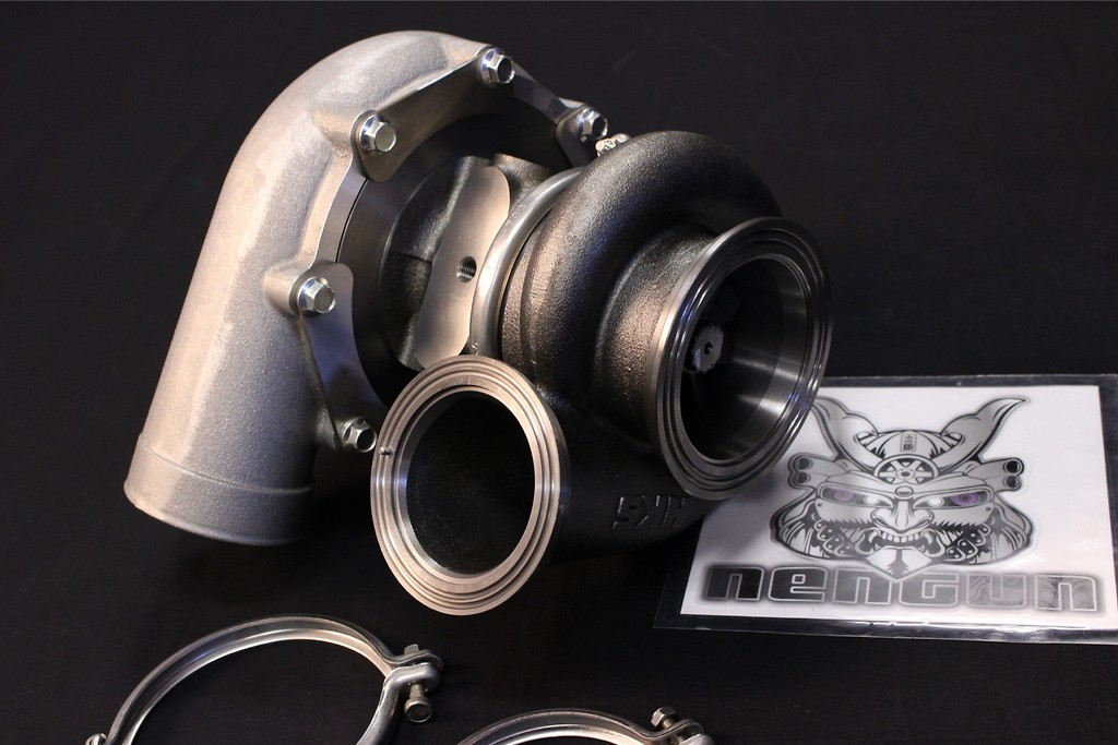 Type: GTIII-5R - Compressor: 53T - Outlet: Coupling - A/R: 1.00 - 14001-AK031