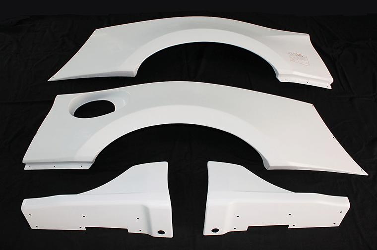 60160 - Over Fender Full Kit