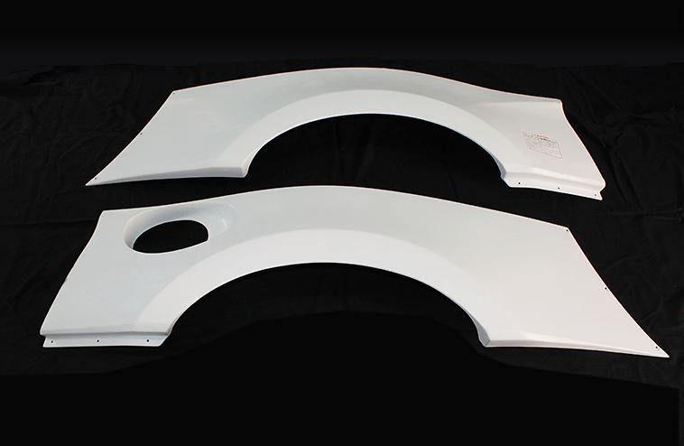 60163 - Over Fender Kit
