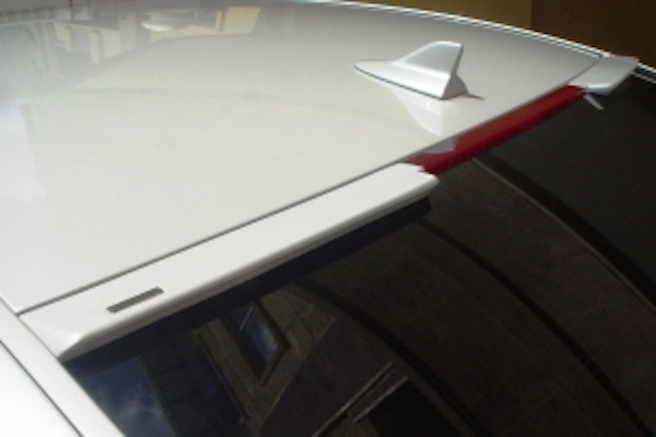 Rear Roof Wing - 2 Piece - RRW