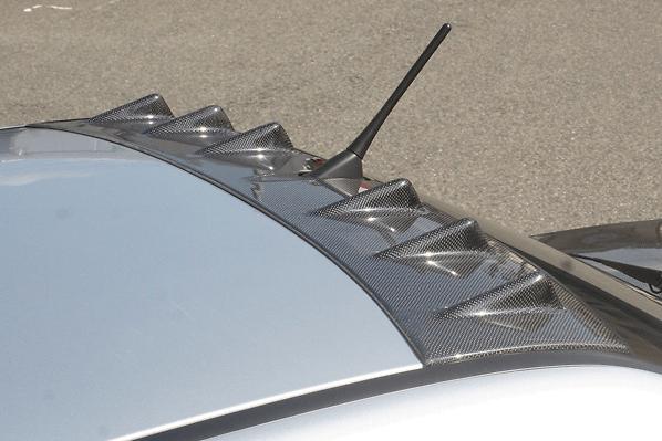 004906C - Roof Fin - Carbon