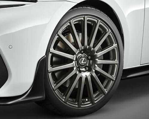 19 inch Forged Aluminium Wheels