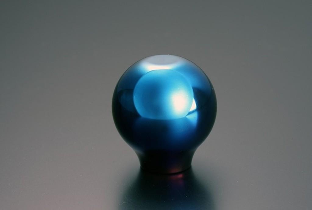 Colour: Titanium Blue - Length: 50mm - Thread: M12 x P1.25 - ONT02B