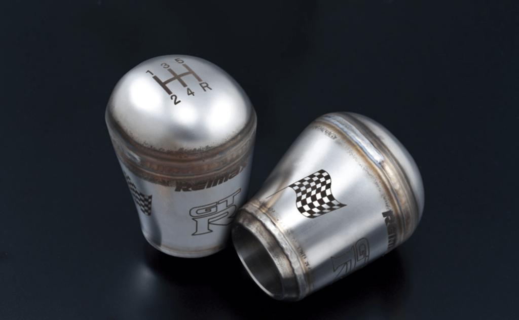 Reimax - Stainless Steel Shift Knob
