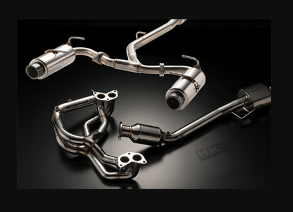 HKS - Super Exhaust System