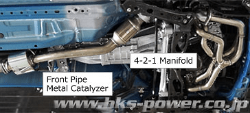 Super Manifold R-Spec + Hi-Power Spec-L - 32025-AT001