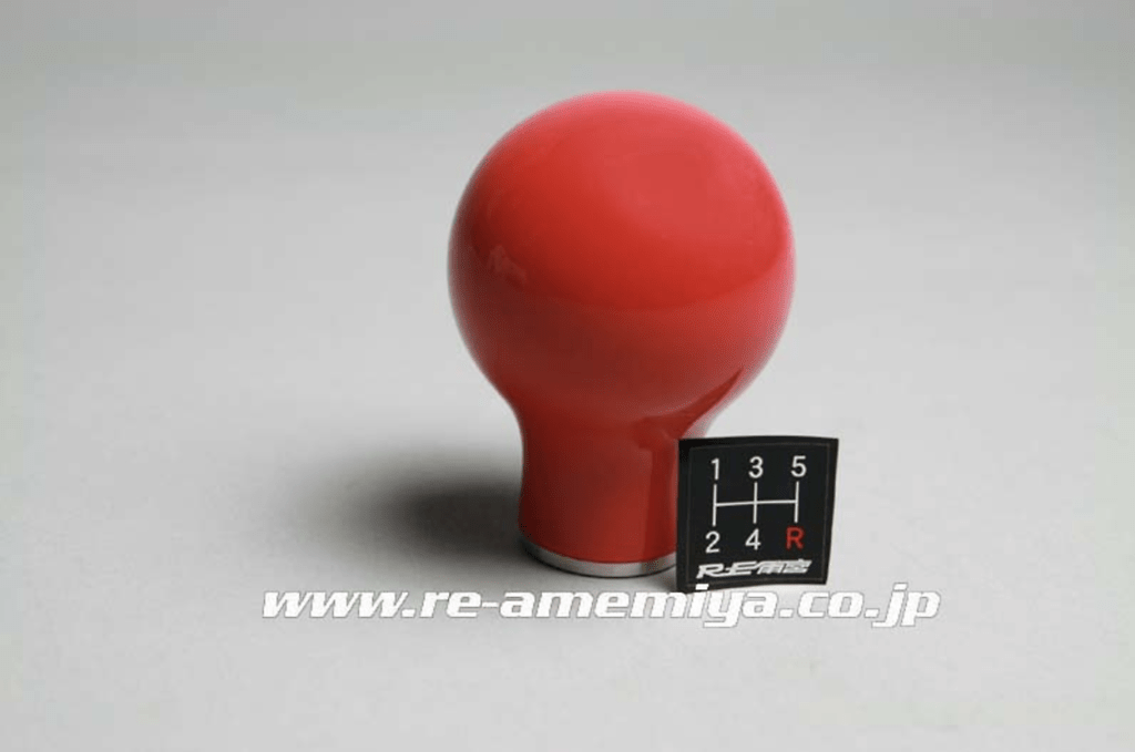 Colour: Red - Badge: 5MT - Thread: M10 x P1.25 - IP-022031-R33