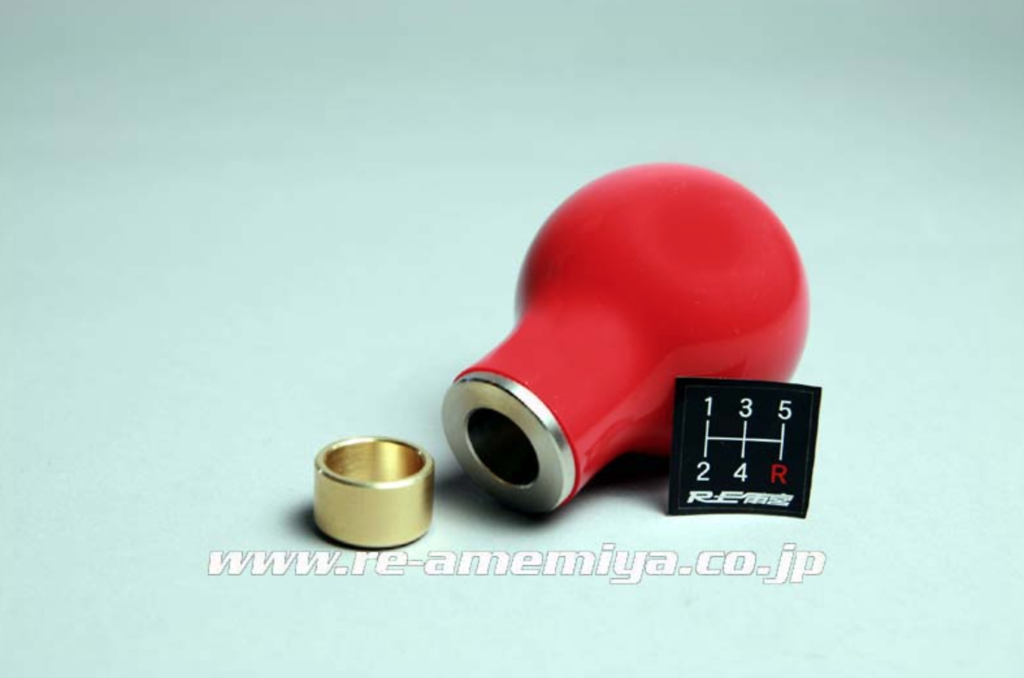 Colour: Red - Badge: 5MT - Thread: M10 x P1.25 - IP-022031-R32