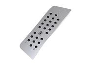 Foot Rest X3,X4 - Transmission: AT/MT - Drive: RHD - Material: Aluminum - 6103-22612