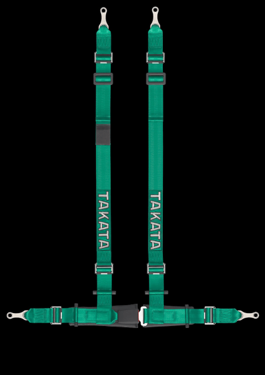 """Colour: Green - Points: 4 - Seat: Right - Width: 2"""" - 74501-H2"""