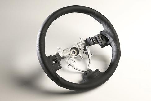 Black Stitch - Color: Black/Black Stitch - Diameter: 358mm - Type: Round - SS358-S(L)
