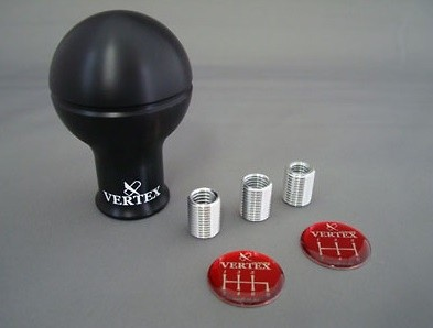 Colour: Black - Material: Duracon - VRMB