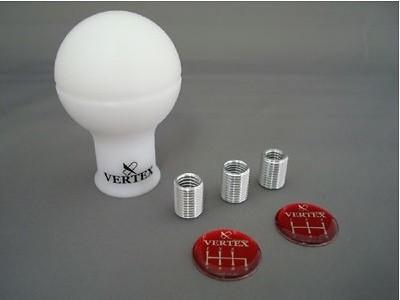 Colour: White - Material: Duracon - VRMW