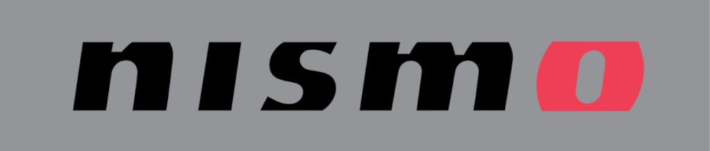 NISMO Logo Sticker - Size: 18x150mm - Colour: Black - 99992-RN227