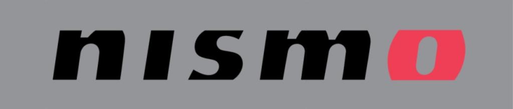 NISMO Logo Sticker - Size: 33x270mm - Colour: Black - 99992-RN228