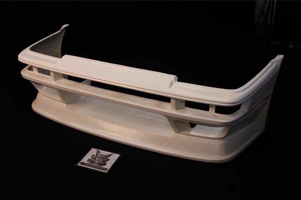 Trueno Front Bumper - Construction: FRP - TRUENO-I-FB