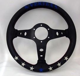Car Make T&E - Vertex - Steering Wheel - VERTEX 7STAR