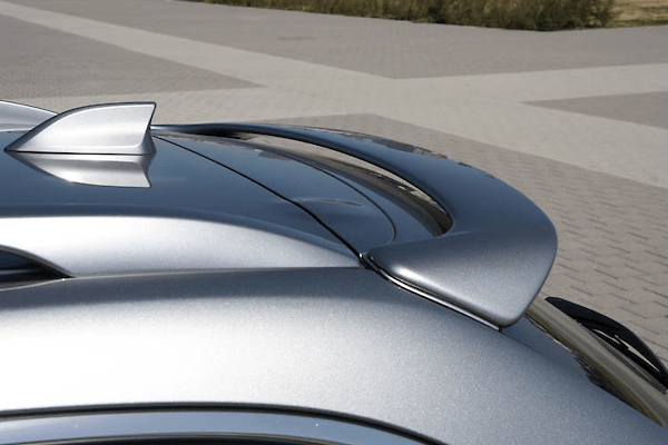 Rear Roof Spoiler - Construction: FRP - Colour: Unpainted - MGJ2610