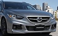 Front Bumper and Grille - Construction: FRP - Colour: Unpainted - MGJ2E00