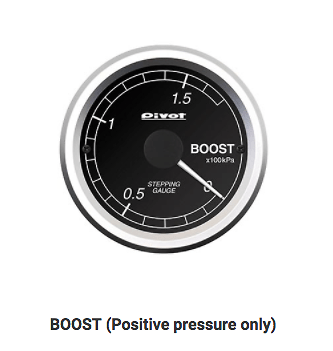 BOOST (Positive pressure only)