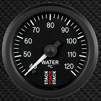 Water temperature gauge - 6202-ST3307