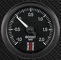 Boost meter - 6202-ST3311