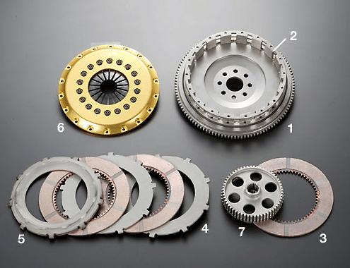 R3C Series Triple Plate
