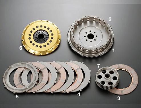 R4C Series Quad Plate