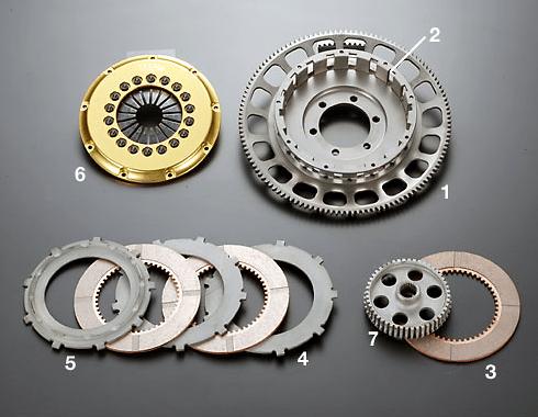 R3A Series Triple Plate