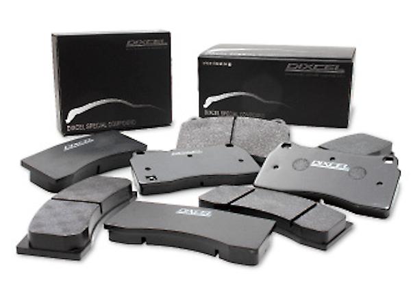 DIXCEL - Brake Pads - Carbon Metal Series - R23C