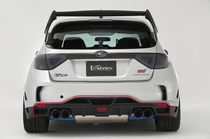 Rear Diffuser - Construction: Carbon - VASU-178