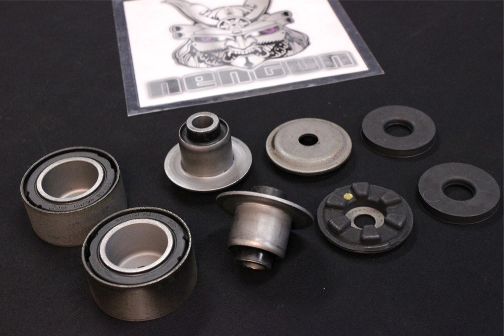 Items #18~#21 - Type: Diff Mount Bush Kit - Quantity: 1 - Quantity Required: 1 - 55401-RS590