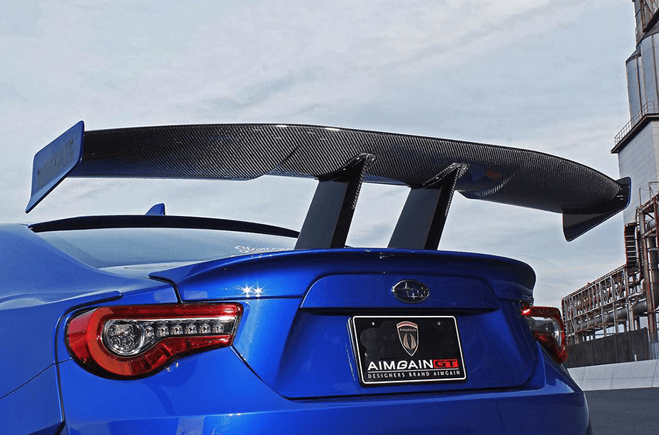 Construction: Carbon - Colour: Carbon - GTF - GT Wing