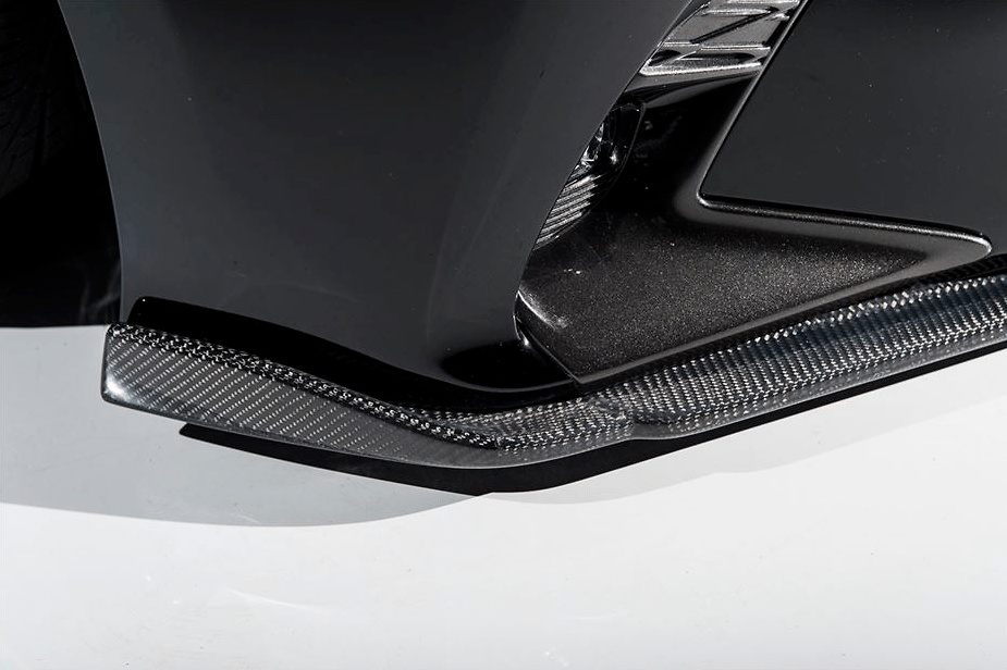 Construction: Carbon - Front Under Spoiler