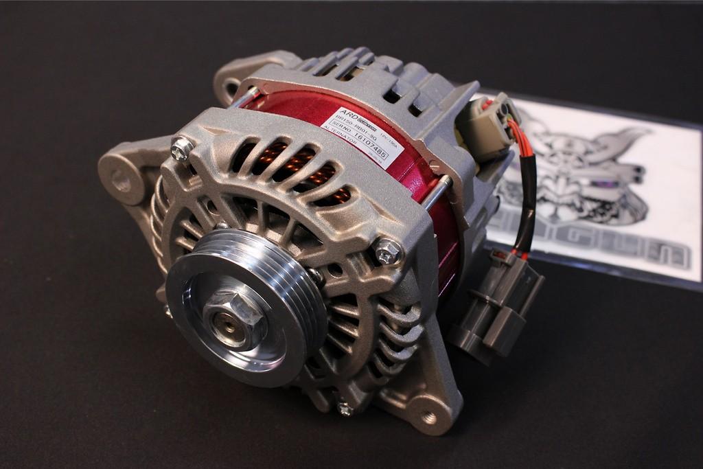 Color: Red Ring - Output: 12V/150A - RR150-RB01-9G