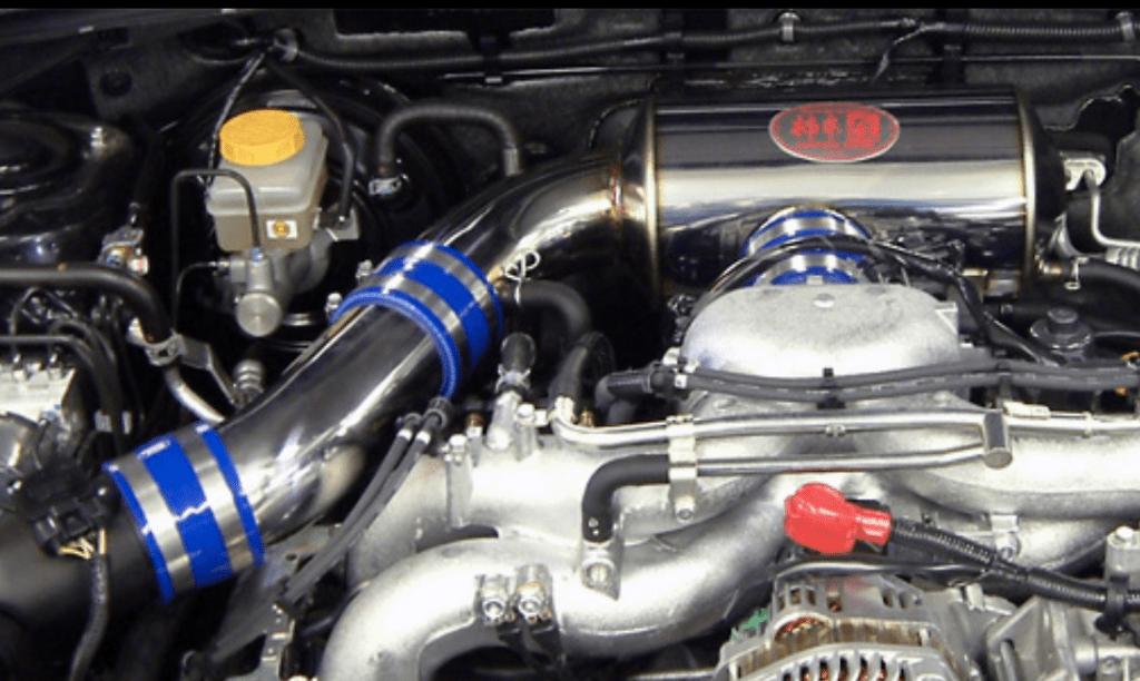 Kakimoto Racing - Intake Chamber