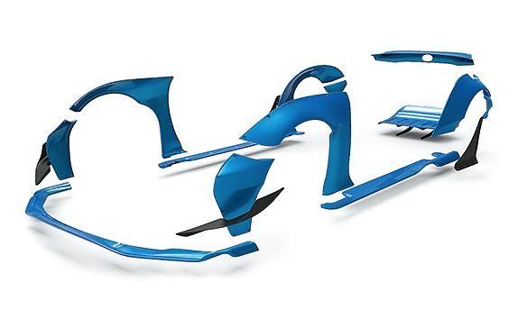 Rocket Bunny - Lexus RC350 Body Kit