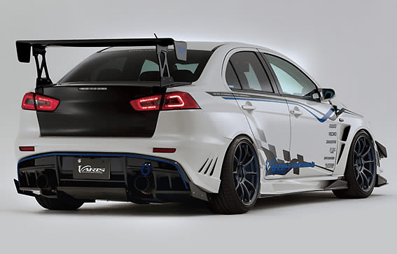 Varis - GT Wing Euro Edition