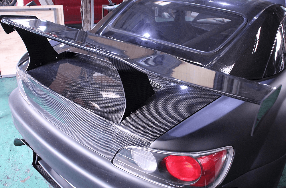 Material: Carbon - S2000
