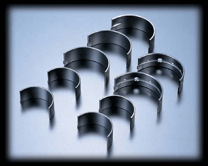 Power LLC - F1 Black Metal Engine Bearings for 3SG