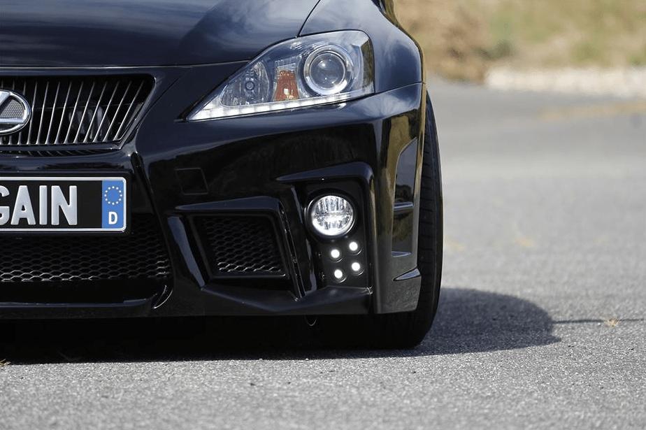Front Bumper - Construction: FRP - Colour: Unpainted - VIPGT-ISGSE-FB