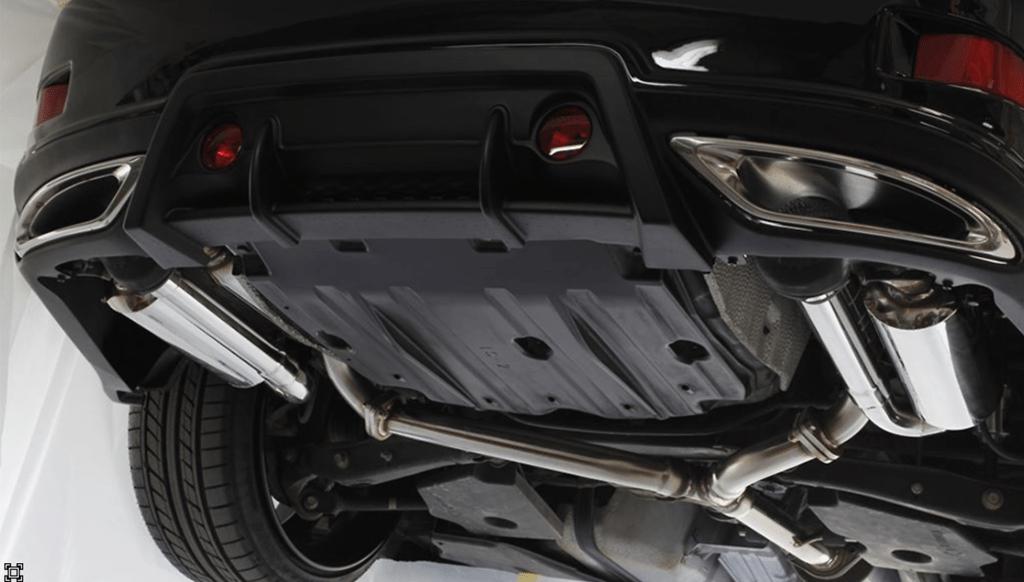 Loop Muffler for Rear Bumper - VIPGT-ISGSE-LM