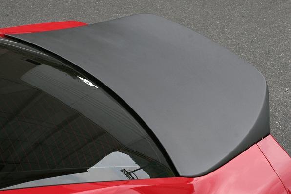 AERO TRUNK (with REAR SPOILER) - Construction: Hybrid Carbon - Colour: - - 0097005cc